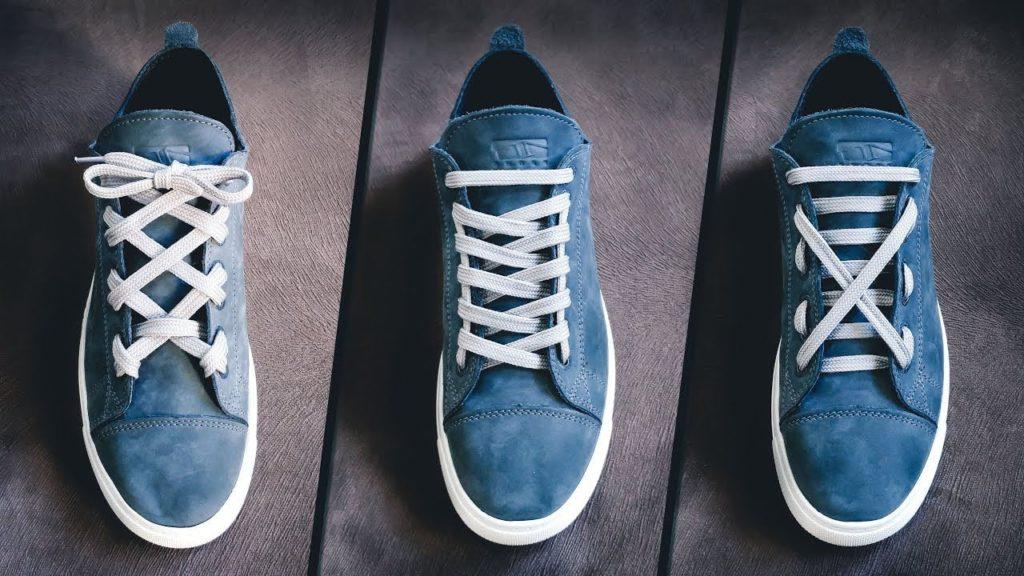 модная шнуровка